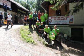 Izlet na ivanščicu-dani hrvatskih planinara