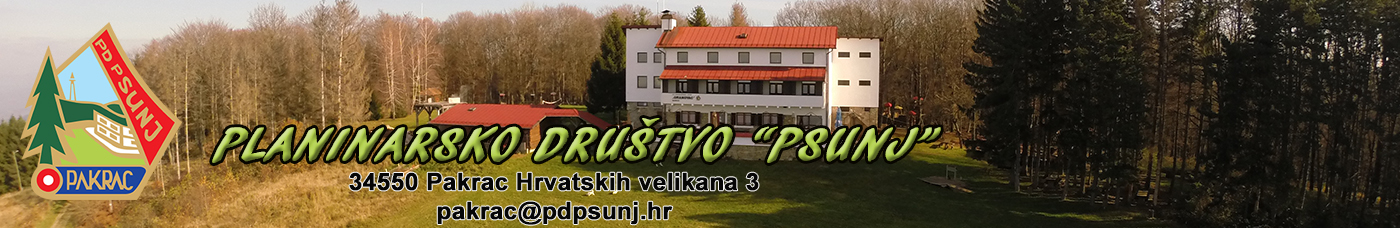 PD Psunj -