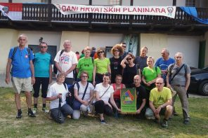 Izlet na dane hrvatskih planinara-trakoščan