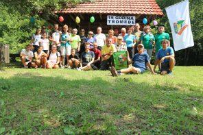 Rođendanski piknik i izlet za 15 godina Tromeđe